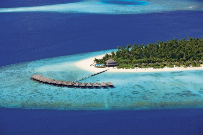 Insel Filitheyo, Malediven