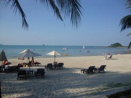 Chengmon Beach