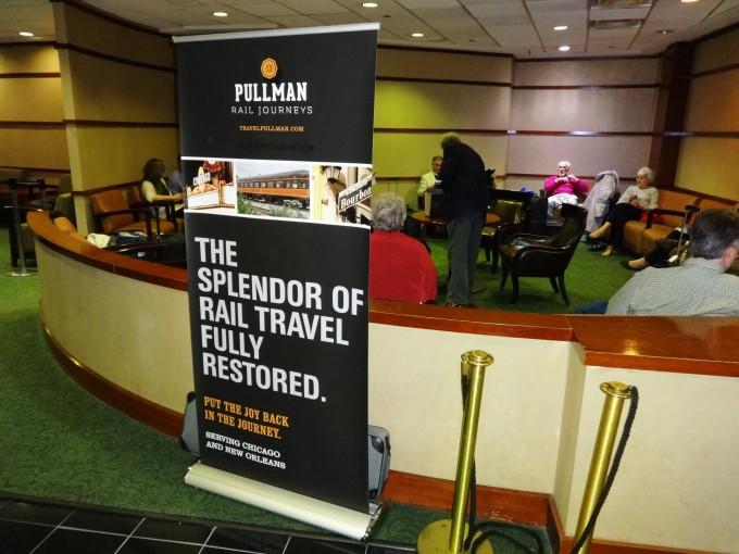 Pullman Lounge