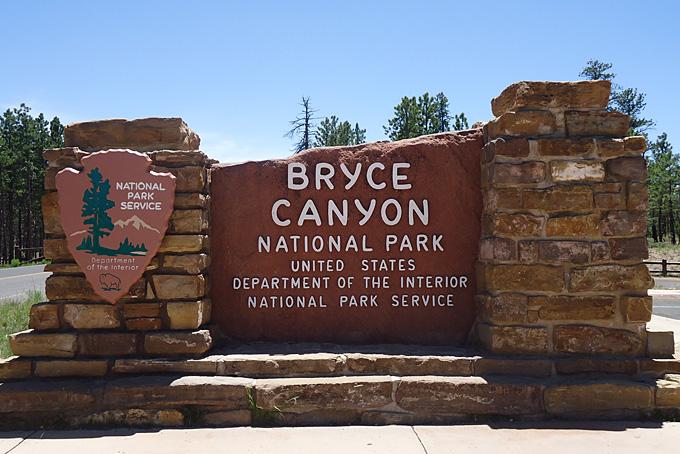Angekommen im Bryce Canyon
