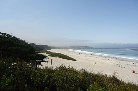 Strand bei Carmel-by-the-Sea