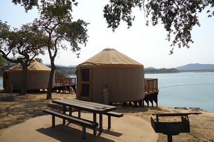 Am Campground Cachuma Lake San Simeon