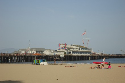 Strand bei Santa Barbara
