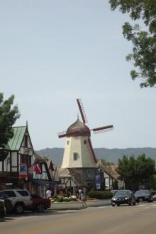 Windmühle in Solvang