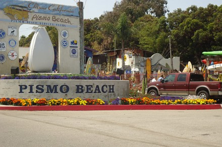 Welcome to Pismo Beach