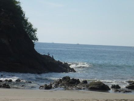 Strand beim Manuel Antonio Nationalpark
