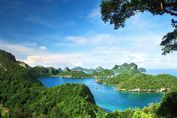 Der Ang Thong National Marine Park