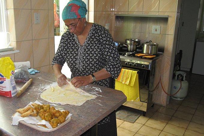 Cape Malay Cooking-Safari