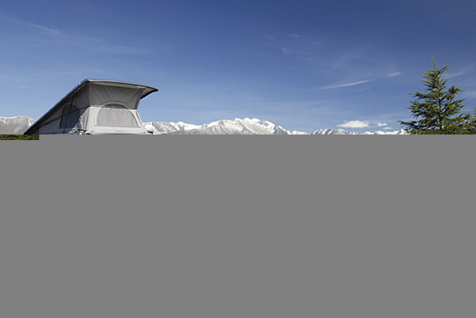 So gemütlich kann eine Motorhome-Reise in Neuseeland sein!