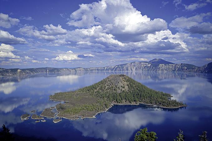 Crater Lake Nationalpark, Oregon