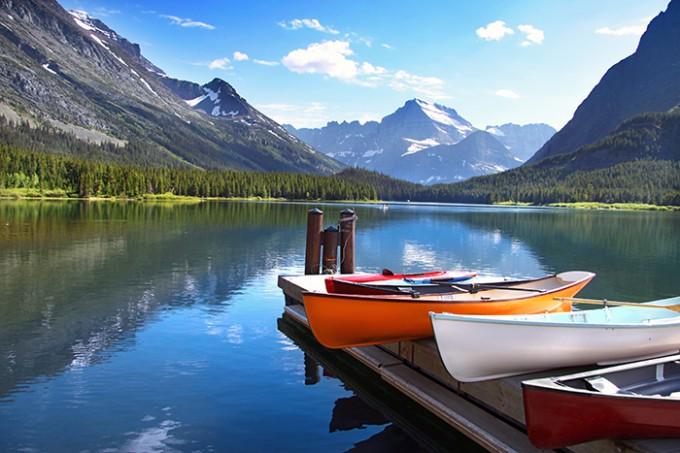 Glacier Nationalpark, Montana