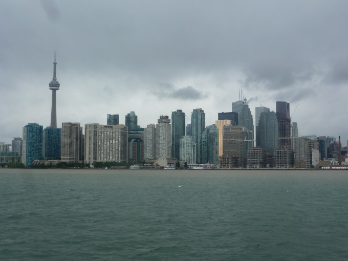 Skyline von Toronto - Ontario