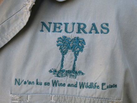 Neuras Winery Namibia