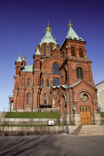 Orthodoxe Uspenski-Kathedrale Helsinki