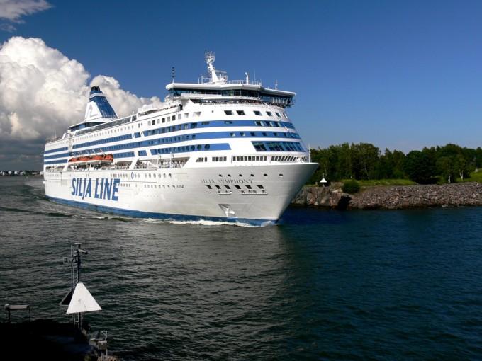 Eines der Fährschiffe der Silja Lines (Copyright: Andy Siitonen @ Flickr)