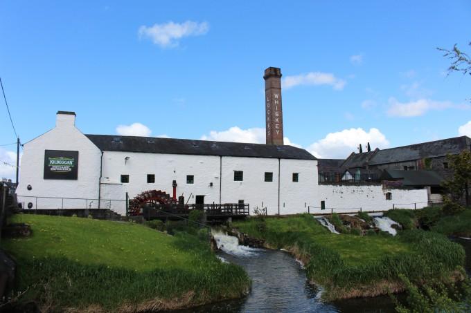 Locke's Distillery in Kilbeggan