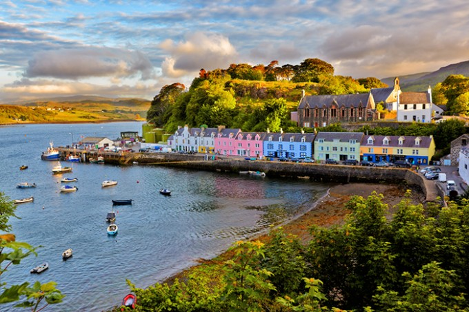 Die Insel Skye