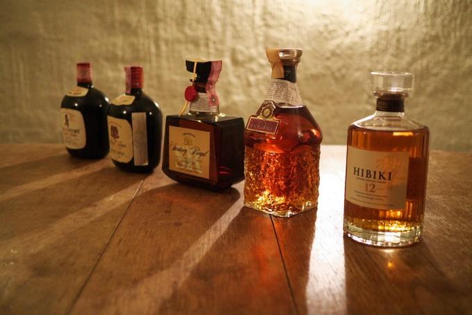 Blended Whiskeys (Copyright: Mikael Leppä, Rollofunk @ flickr)