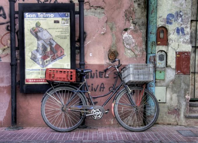 Im Altstadtviertel San Telmo