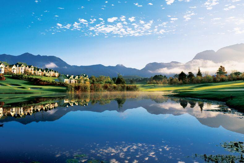 Traumreise für Golfer im Luxuszug Rovos Rail in Südafrika