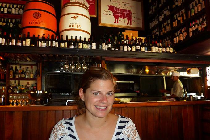 Asado Restaurant in Palermo