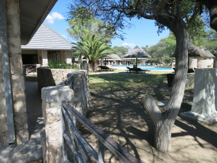Etosha Nationalpark Okaukuejo Lodge 2