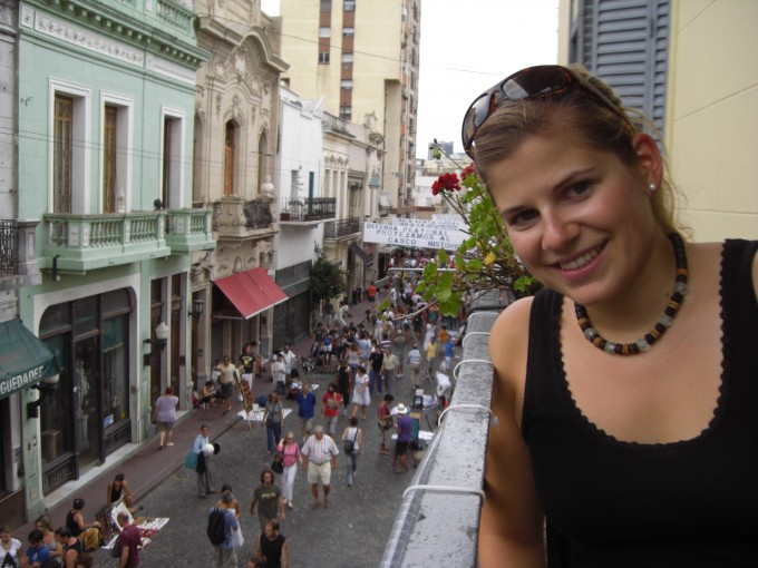 Ein Besuch des San Telmo Marktes