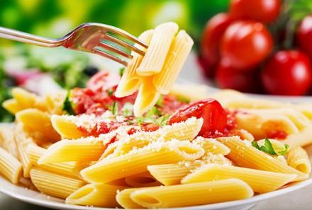 Typisch italienische Pasta