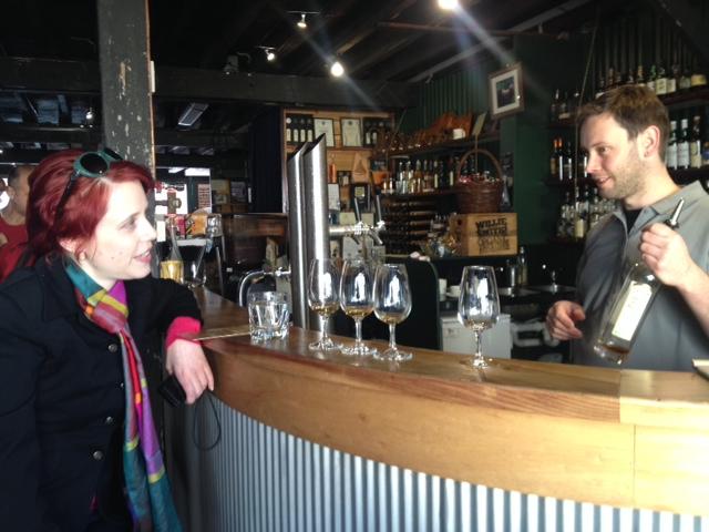 Hobart: Kleine Stadt, viel zu sehen