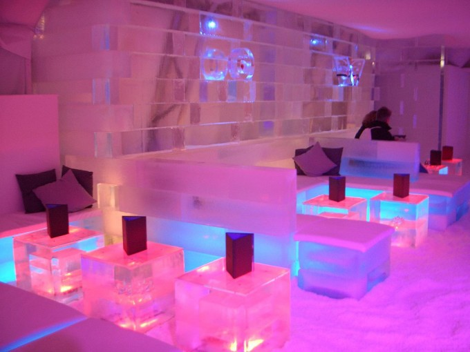 Die bekannte Ice Bar (Copyright: .Martin. @ flickr)