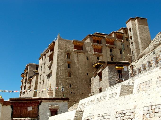 Acient Leh Palace