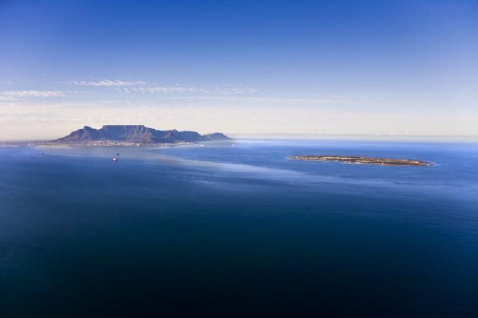Robben Island in Südafrika