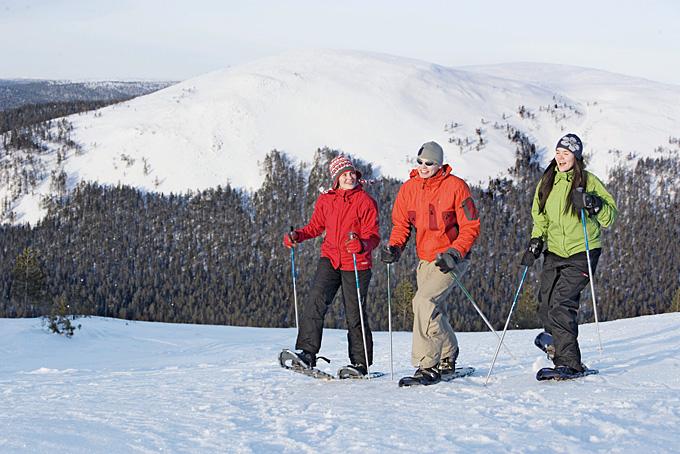 7 Gründe für Winterferien in Lappland Teil 1