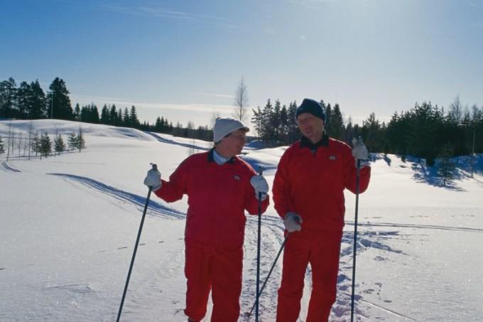 Langlauf in Lappland erleben