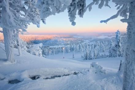 Winterträume in Lappland