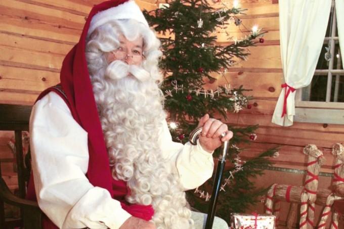 Ein einmaliges Weihnachten in Lappland
