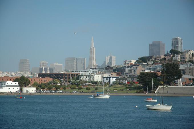 Während der Bay Cruise die wunderschöne Aussicht geniessen