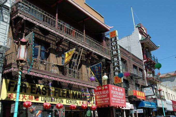 Chinatown: Eine andere Welt mitten in San Francisco