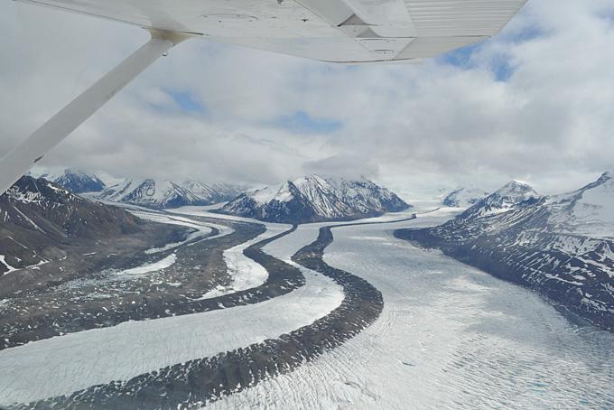 Gletscherrundflug ab McCarthy