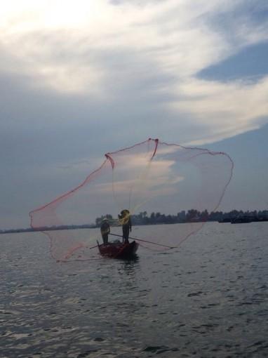 Fischer bei Hoi An
