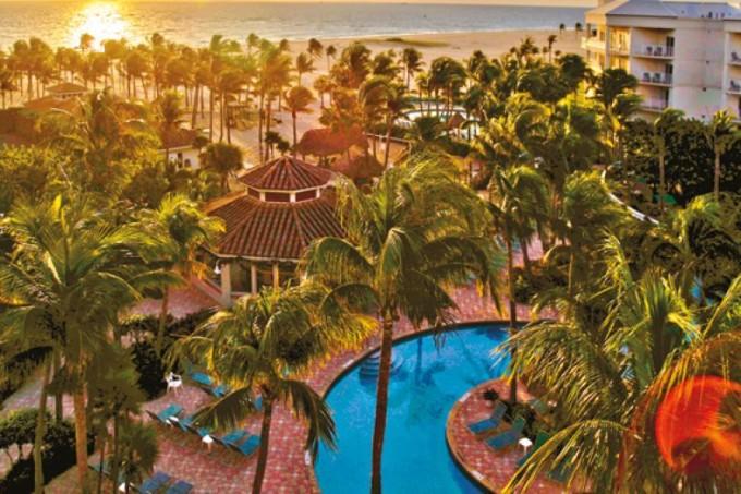Das etwas ruhigere Lago Mar Resort und Club Hotel