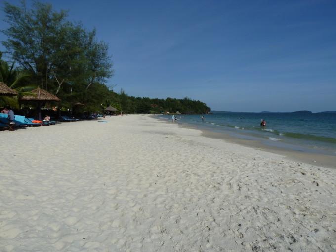 plage du Sokha Beach