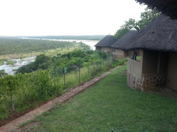 Das Olifants Bungalow mit Flusssicht