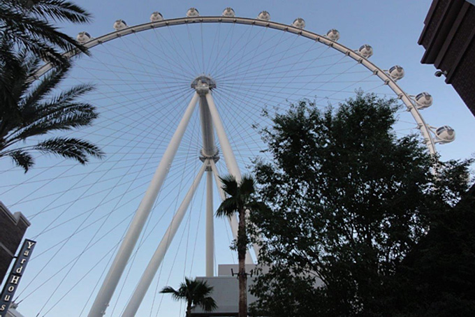 High-Roller: das grösste Riesenrad der Welt