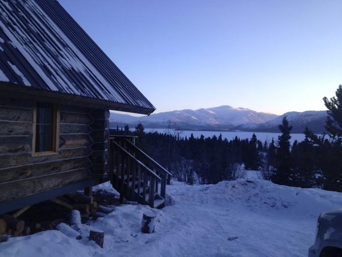 Unser Cabin in der Wildnis