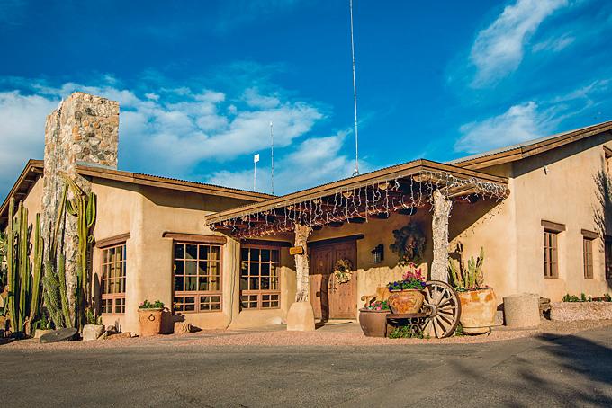 Die Tanque Verde Ranch