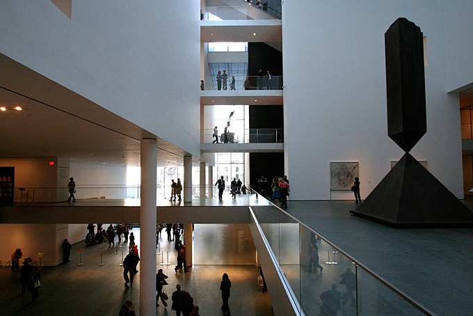 Das MoMA in New York / Copyright:  Ed Schipul @ flickr