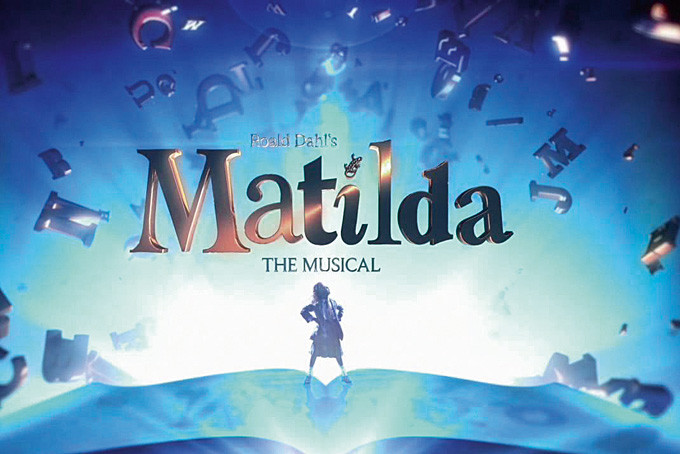 Matilda das Musical in London