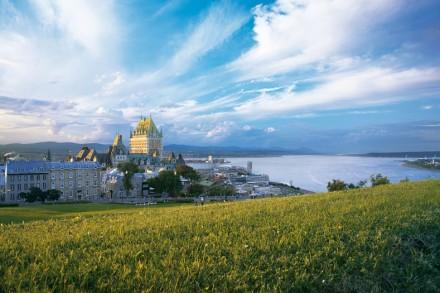 La magnifique ville de Québec