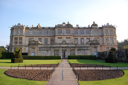 Das majestätische Longleat House / Copyright: Andrew @ flickr